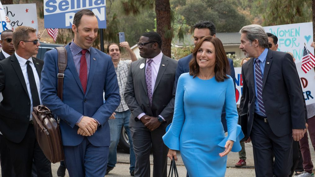 'Veep' Star Tony Hale & EP David Mandel Talk Selina's Plans, Gary's Jealousy in Season 7