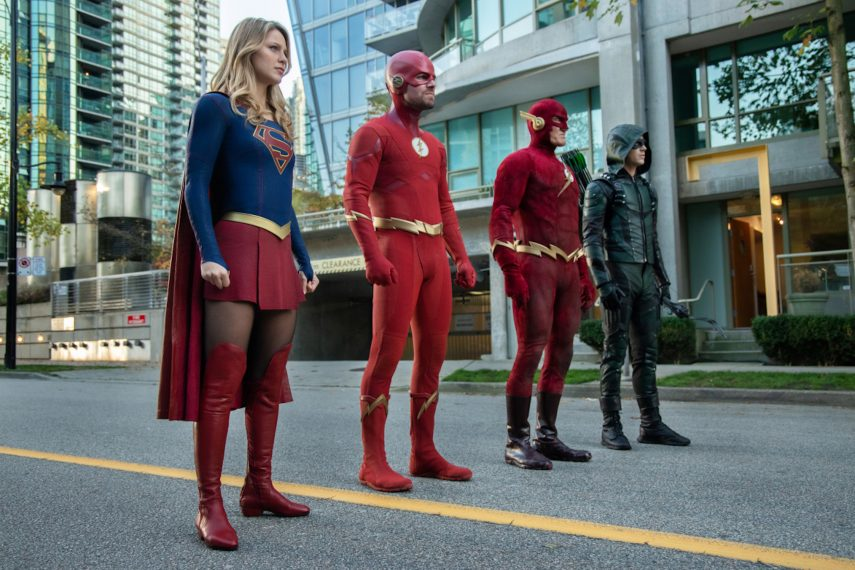 John Wesley Shipp Previews His Return as the Flash in the
