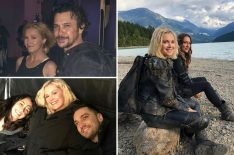 'The 100' Season 6: Behind the Scenes With Bob Morley, Eliza Taylor & the Cast (PHOTOS)