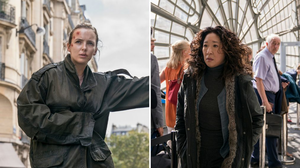'Killing Eve' Season 2: First Look at Eve & Villanelle — Plus a Premiere Date! (PHOTOS)