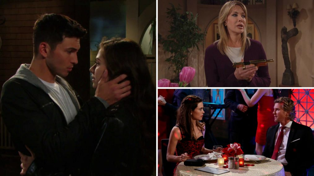 20 Craziest Daytime Soap Moments of 2018