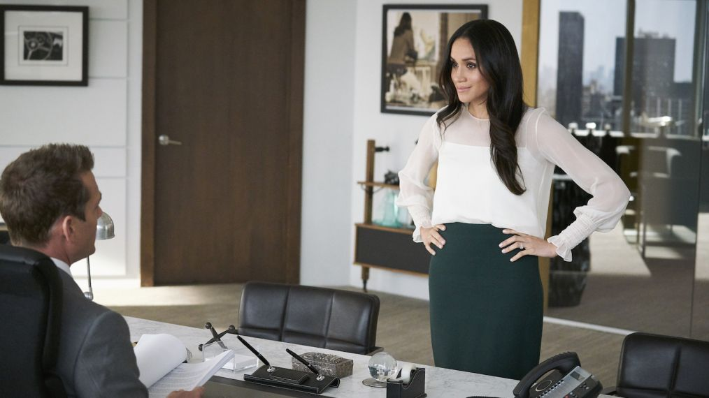 meghan markle reportedly offered millions to return for suits episode tv insider meghan markle reportedly offered