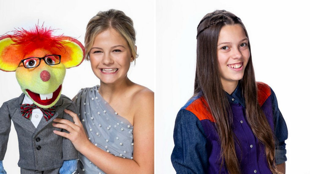 Darci Lynne & Courtney Hadwin React to Shocking 'AGT: The Champions' Eliminations