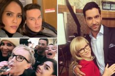 Go Behind the Scenes of 'Lucifer' Season 4 on Netflix (PHOTOS)