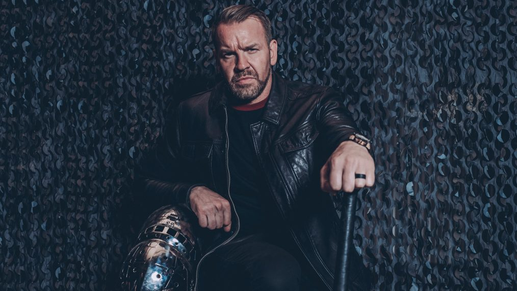 WWE's Jay 'Christian' Reso on Introducing the World to Armored Combat With History's 'Knight Fight'