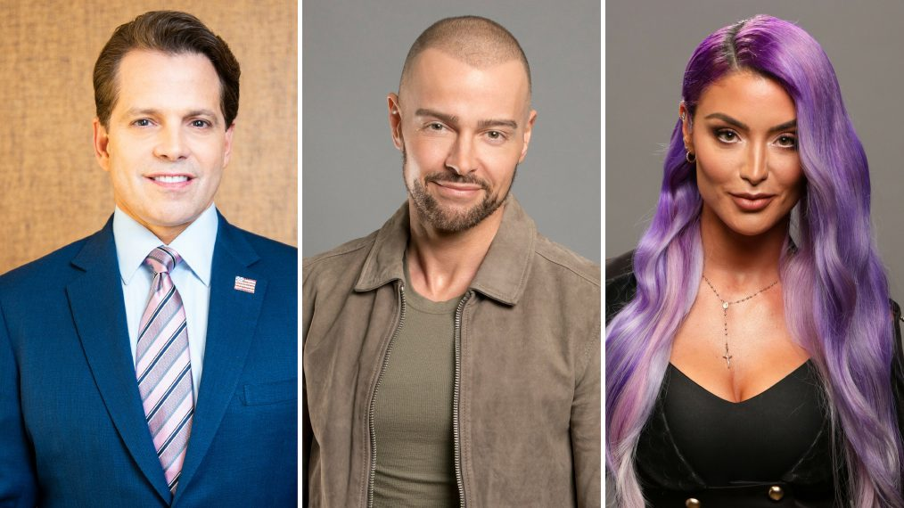 'Celebrity Big Brother' Season 2 Cast: Anthony Scaramucci, Joey Lawrence, WWE's Eva Marie & More
