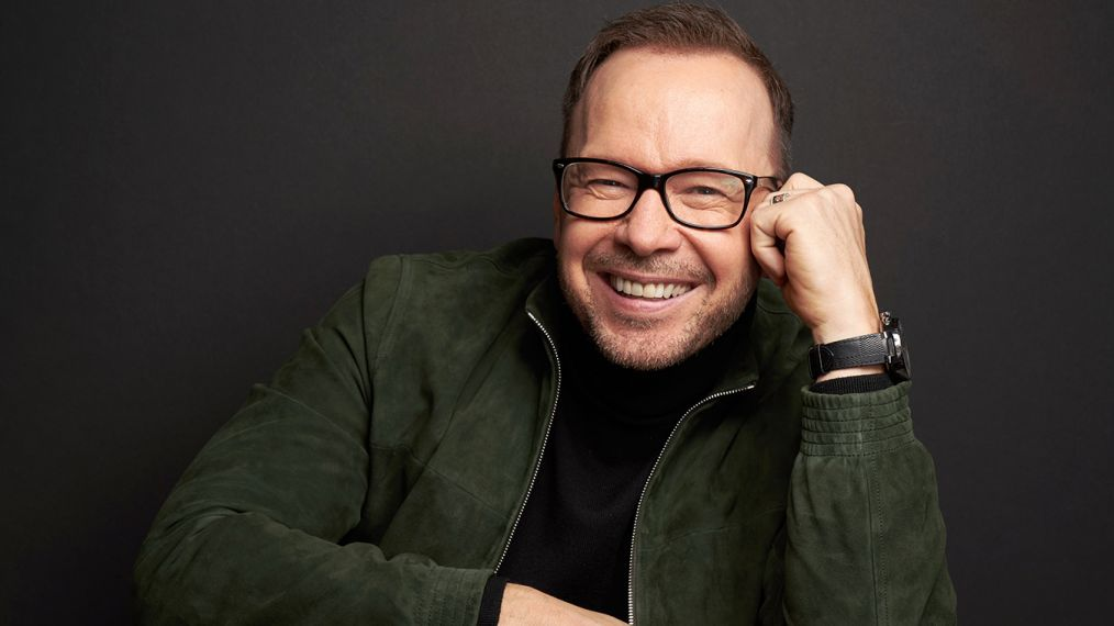 Donnie Wahlberg on Hosting 'Very Scary People' & Danny's 'Blue Bloods' Wedding Date