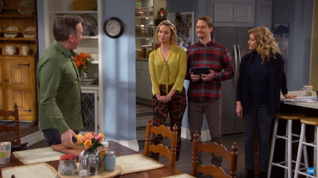 Last Man Standing moving out clip