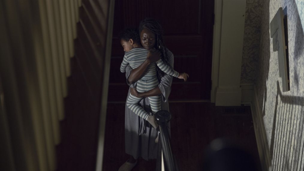 What Happens to Judith & RJ Grimes After Michonne Leaves 'Walking Dead'?
