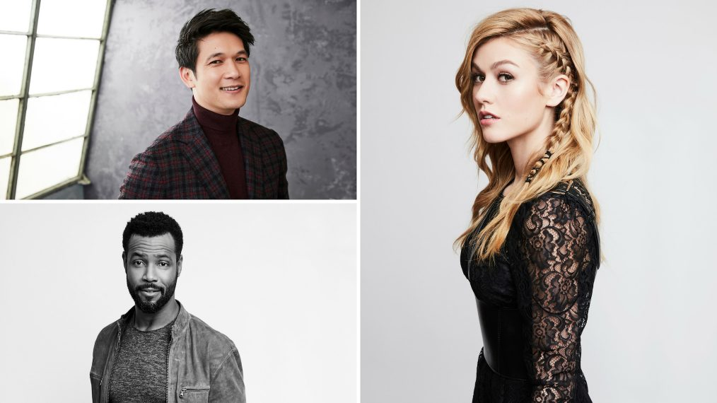 'Shadowhunters' Stars Harry Shum Jr., Kat McNamara & More in the TCA 2019 Studio (PHOTOS)
