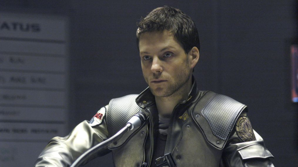 Jamie Bamber on Being 'Delighted' With the 'Battlestar Galactica' Finale & Apollo's Peaceful End