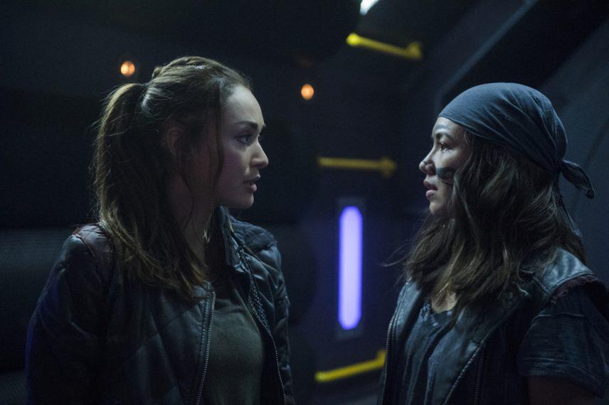 The 100' Star Lindsey Morgan on Raven's Season 6 Mantra