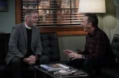 'Last Man Standing': Bill Engvall's Reverend Paul Returns & Propositions Mike (VIDEO)
