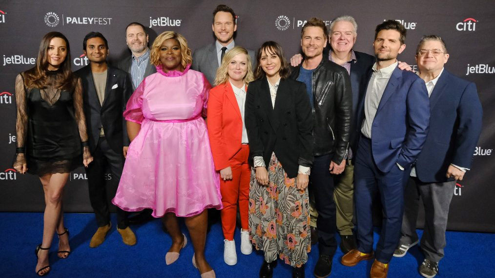 'Parks and Recreation' Cast and Creator Reunite, Talk Revival Chances at PaleyFest LA