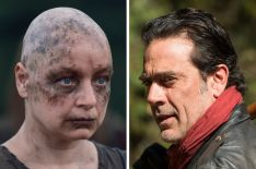 Why Alpha Is Already a Better Villain Than Negan on 'The Walking Dead'