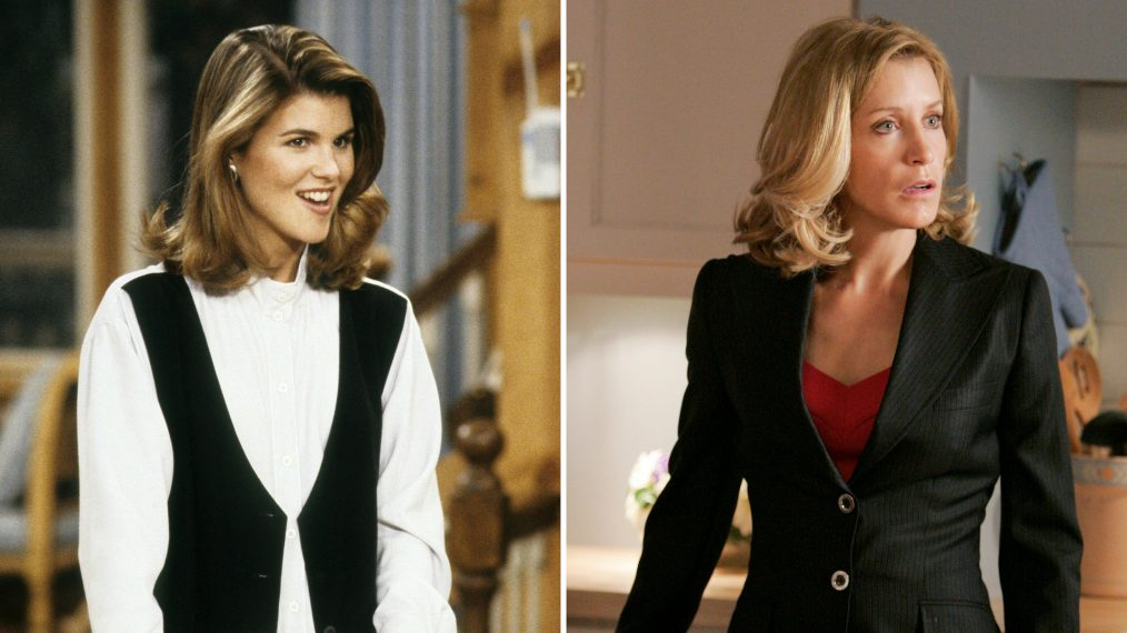 'Full House' & 'Desperate Housewives' Fans React to Lori Loughlin, Felicity Huffman Indictment