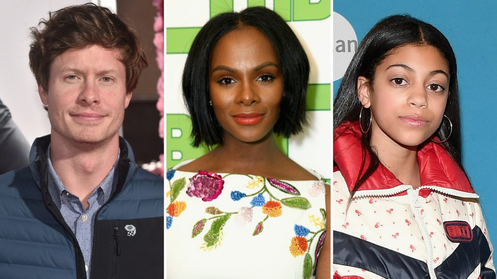 Anders Holm, Tika Sumpter & More Cast in 'Black-ish's Potential Bow Spinoff