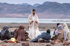 Prepare for Easter With History's 'Jesus: His Life' Series