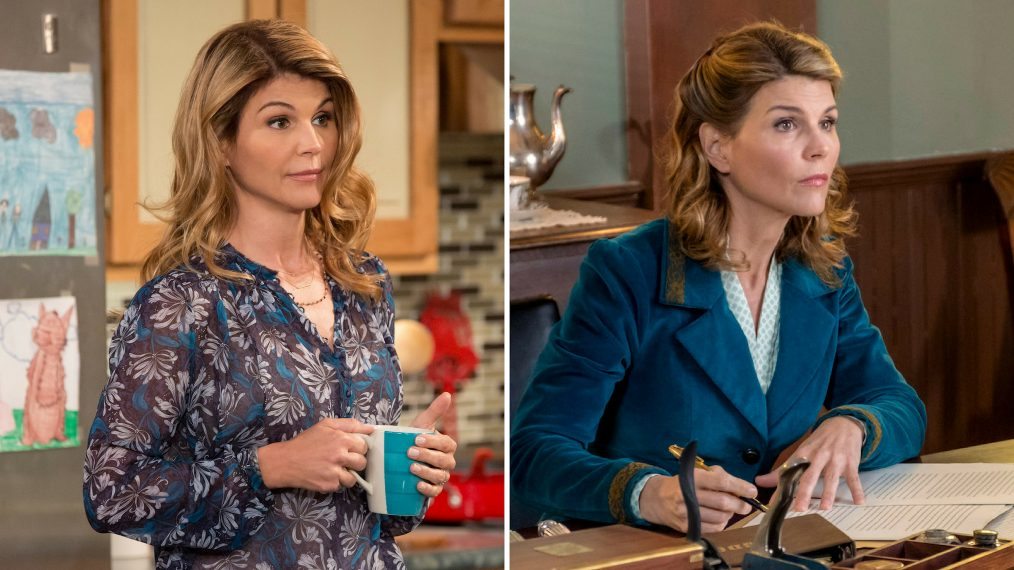 Lori Loughlin Dropped by Hallmark  & 'Fuller House' in Wake of College Bribery Scandal