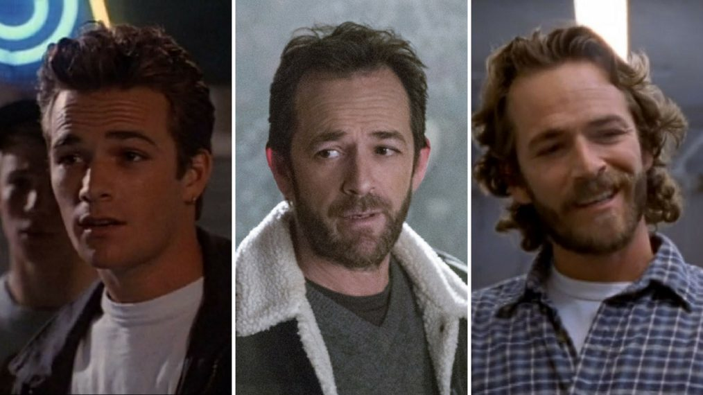 Luke Perry's Best TV Moments on 'Riverdale,' '90210' & More (VIDEO)