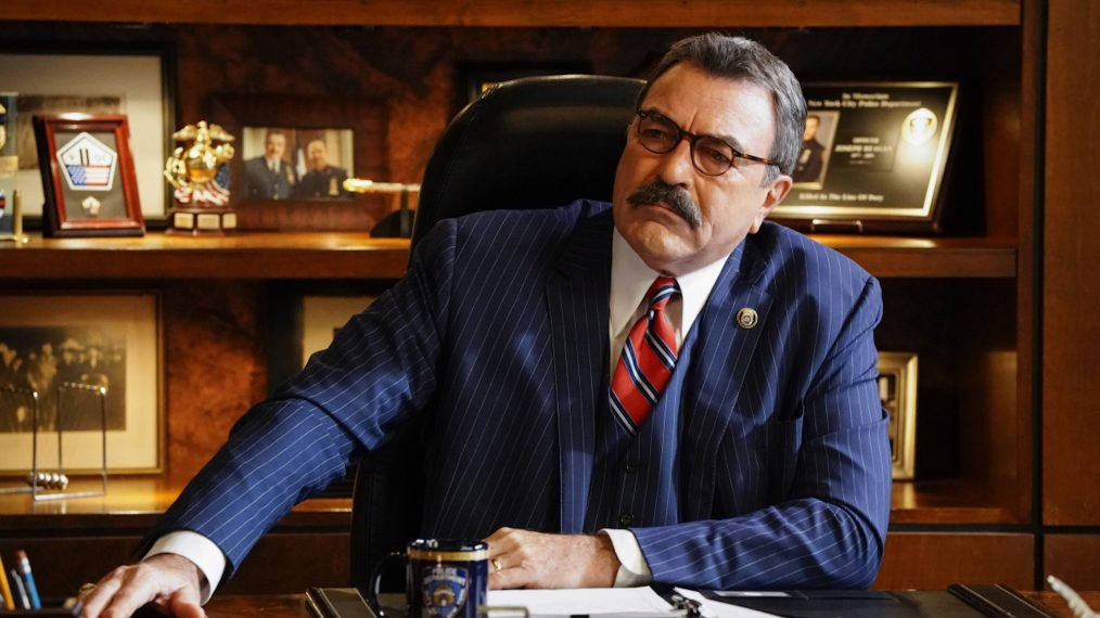 'Blue Bloods' Renewed for Season 10 With Tom Selleck Returning