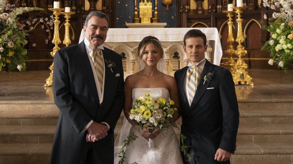Get Your First Look at Jamie & Eddie's 'Blue Bloods' Wedding (PHOTOS)