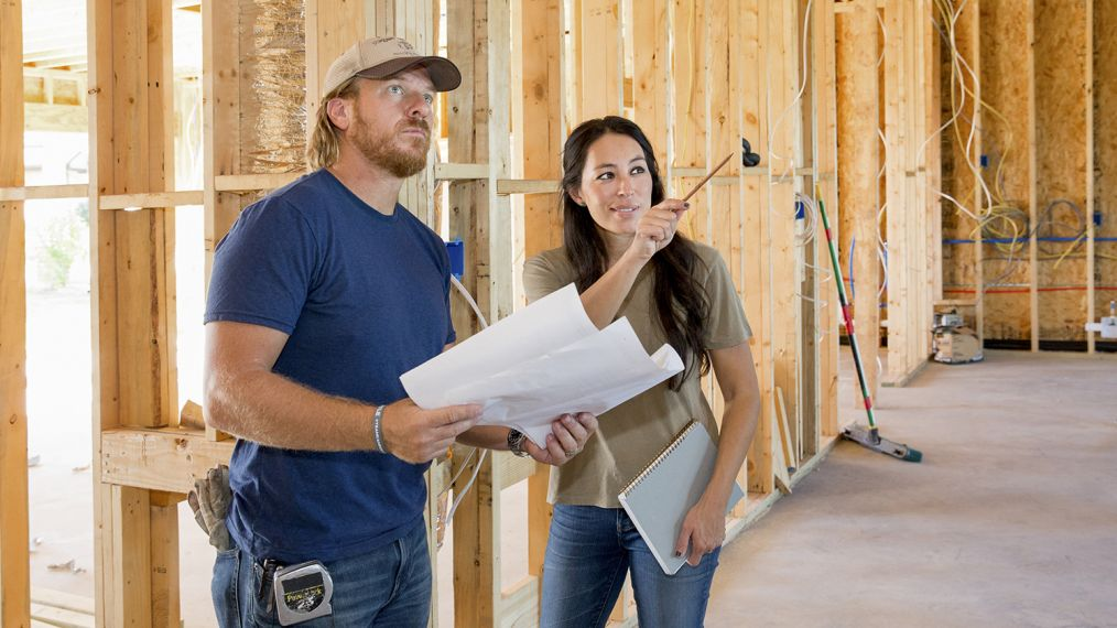 'Fixer Upper' Season 5 & More HGTV Favorites Streaming on Hulu