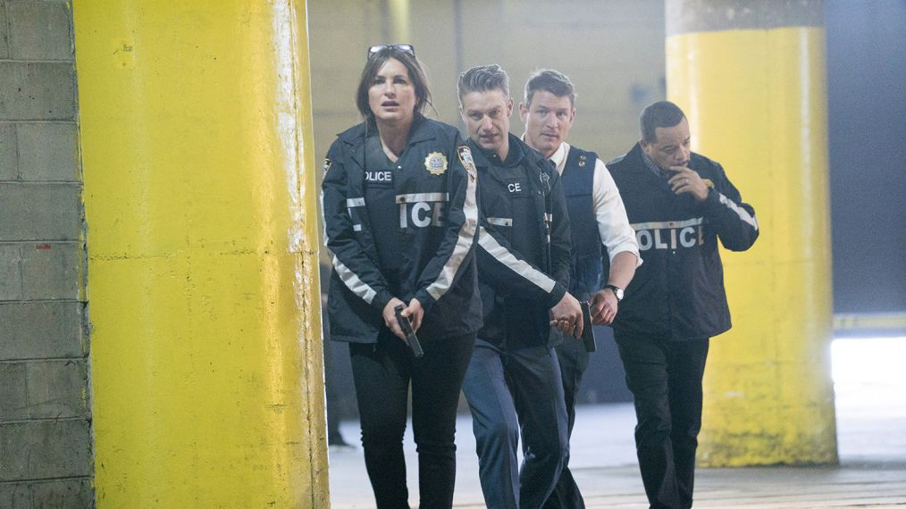 Dick Wolf & the 'Law & Order: SVU' Cast Sound Off on Their Record-Breaking Renewal