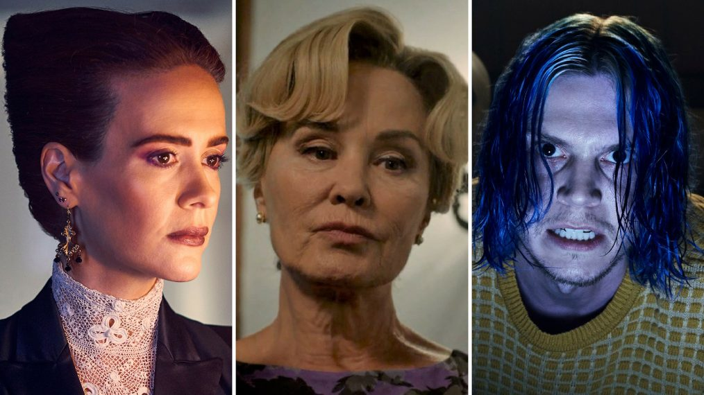Who Has Appeared on 'American Horror Story' the Most? (PHOTOS)