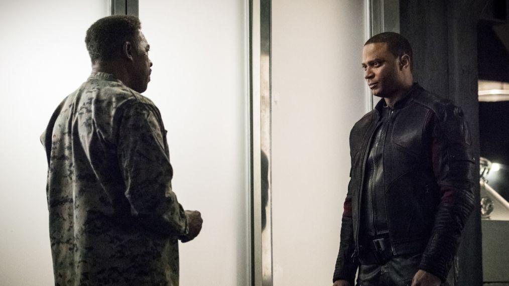 David Ramsey on 'Arrow' Family Ties, the Green Lantern & Losing Felicity