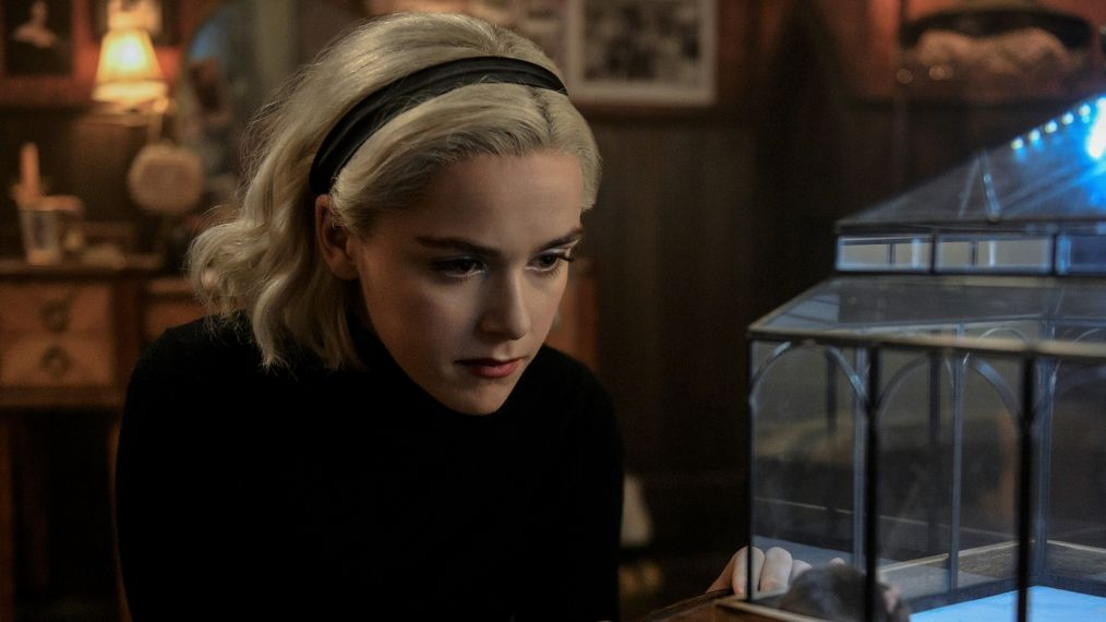 'Chilling Adventures of Sabrina's 10 Biggest Changes From Part 1 to Part 2 (PHOTOS)