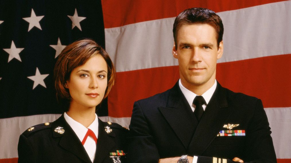 Catherine Bell to Join David James Elliott on 'NCIS: LA' in a 'JAG' Reunion