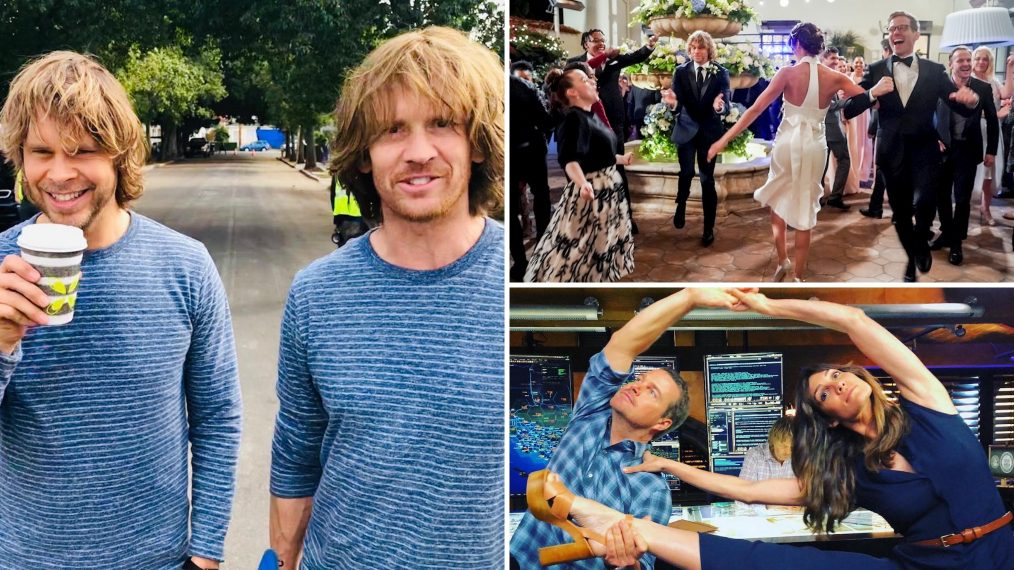 'NCIS: LA' Season 10: Behind the Scenes With the Cast (PHOTOS)