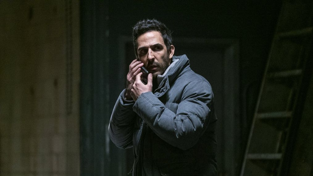 Amir Arison on Aram & Samar and That Shocking 'Blacklist' Episode