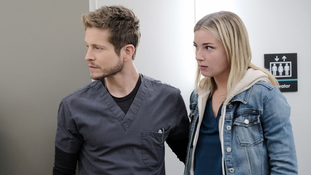 'The Resident': Nic & Conrad's Relationship Talk May Have Saved Two Lives (RECAP)