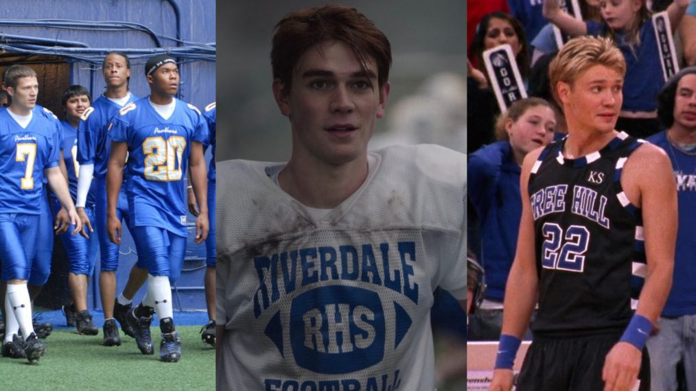 11 Best Sports Teams From TV Shows (PHOTOS)