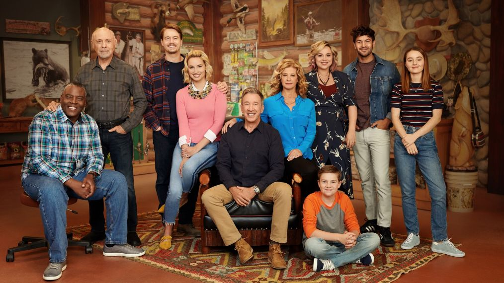 More 'Last Man Standing'! Fox Renews Comedy for Season 8