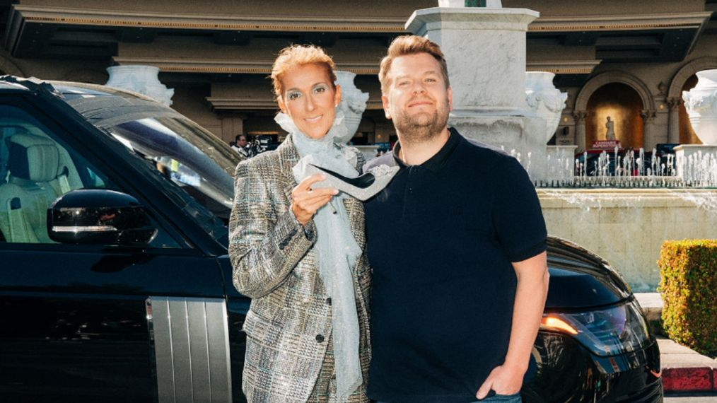 Céline Dion has the ideal 'Titanic' tribute in 'Carpool Karaoke'