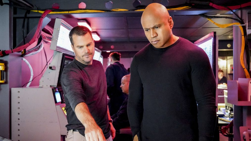 Can 'JAG's' Harm & Mac Help the 'NCIS: LA' Team in the