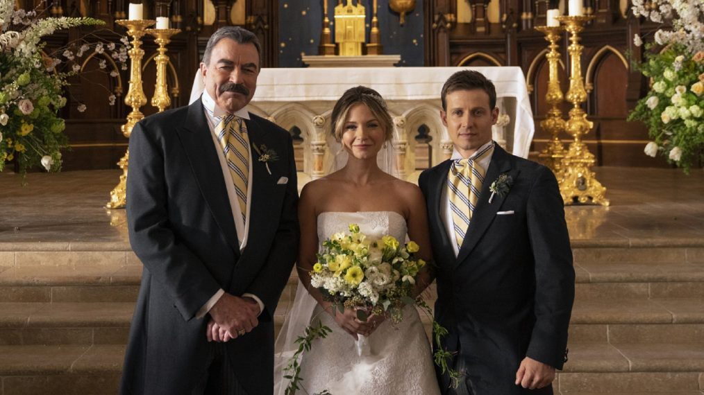 Worth Watching: A 'Blue Bloods' Wedding and Other Finales, 'Agents