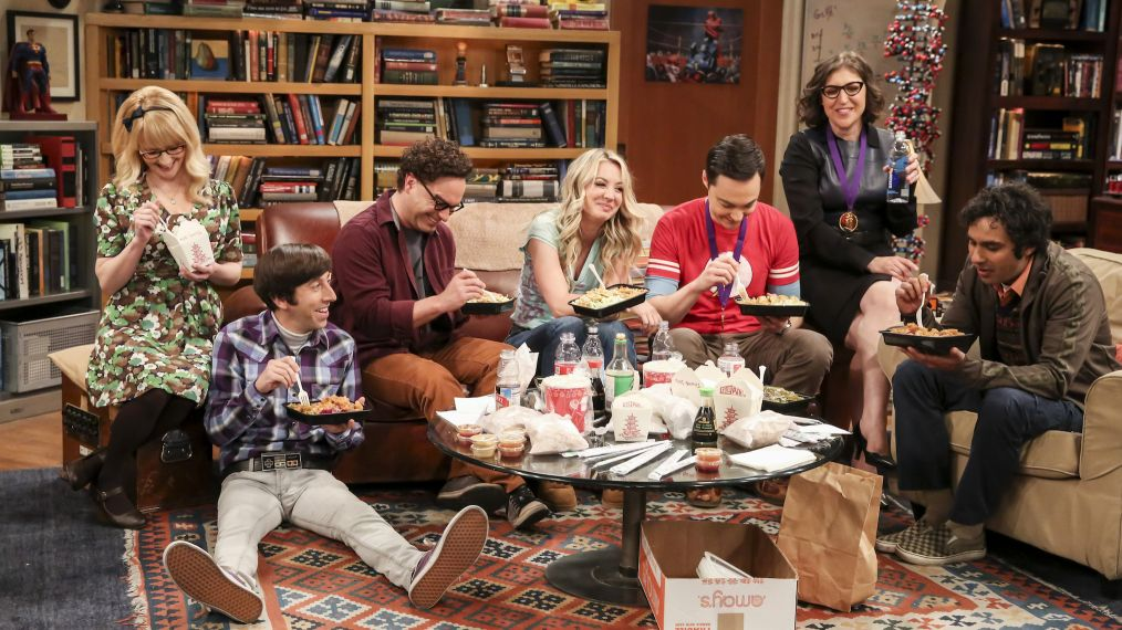 'Big Bang Theory' Bosses on That Jaw-Dropping Series Finale Guest Star and More