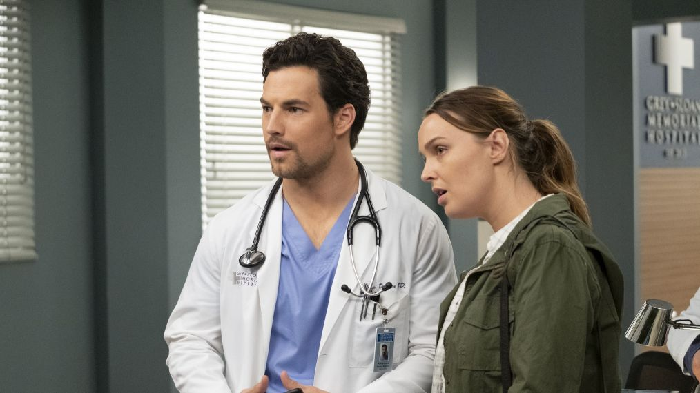 GIACOMO GIANNIOTTI, CAMILLA LUDDINGTON