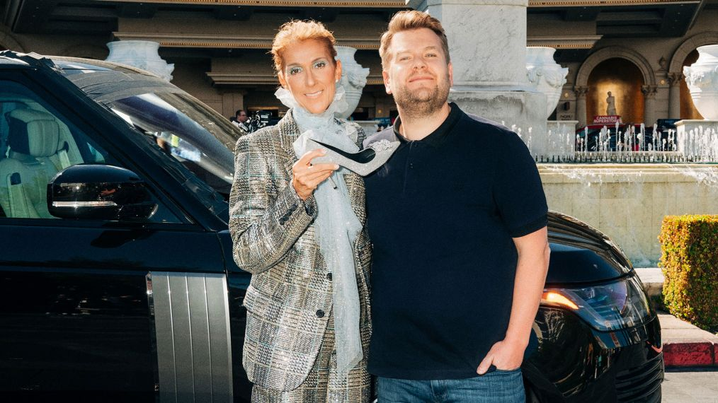 Celine Dion Is Absolutely Magical in New Carpool Karaoke