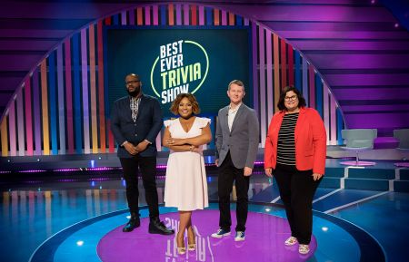 Best Ever Trivia Show- Sherri Shepherd