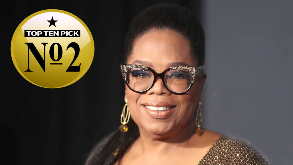 The Biggest Stars on TV #2: Oprah Winfrey