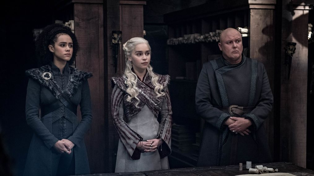 Was That a Starbucks Cup on 'Game of Thrones' Episode 4?