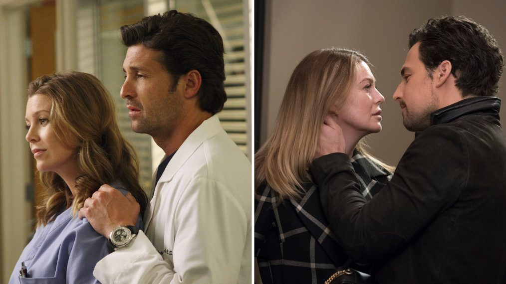 'Grey's Anatomy': A Definitive Ranking of Meredith's Relationships