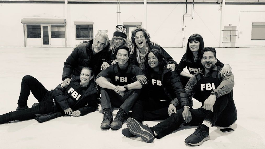 'Criminal Minds' Cast Prepares to Say Goodbye Ahead of Final Season (PHOTOS)