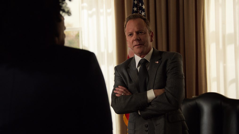 'Designated Survivor' Season 3 Trailer: Can President Kirkman Campaign to Win? (VIDEO)