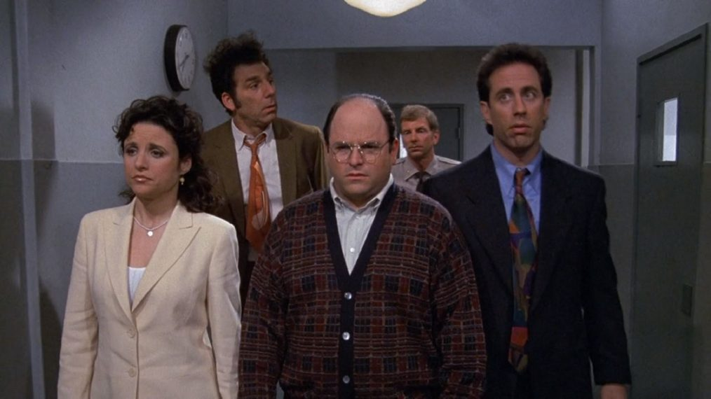 FINALE RATE seinfeld